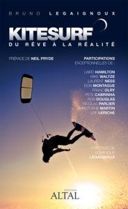 Le Livre de Kitesurf de Bruno Legaignoux