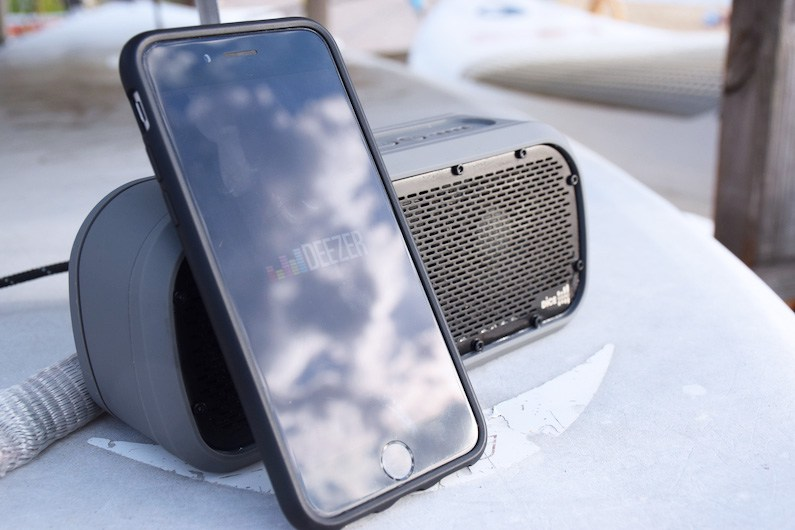 Wave : l'Enceinte Dice Sound !