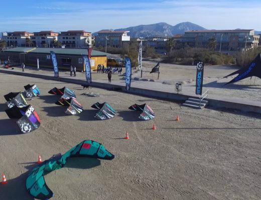 Kitesurf : Slingshot en Test à Marseille !!