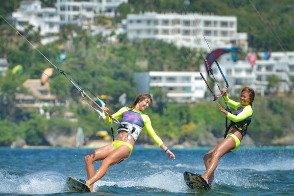 Boracay : le top 5 des Spots Kitesurf à faire en 2020 !