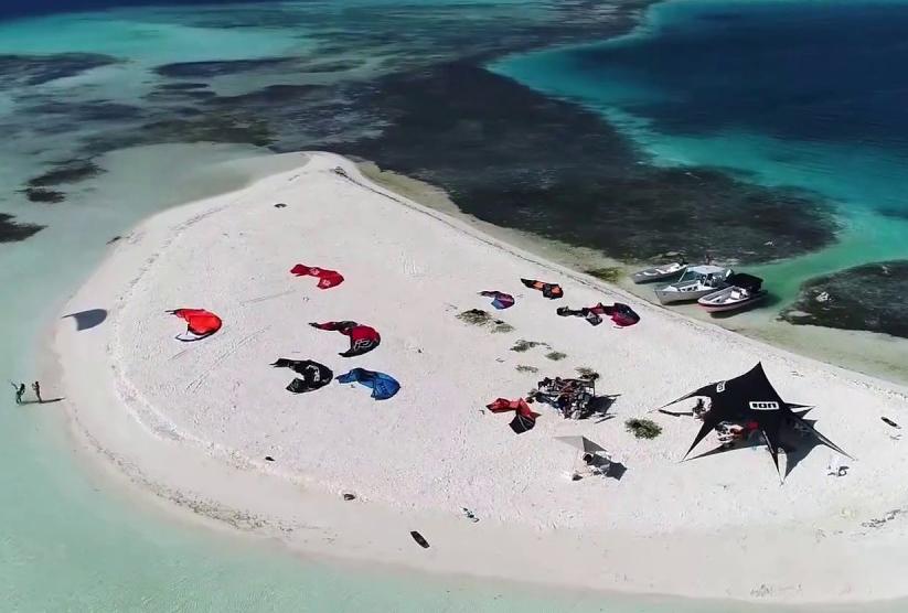 Los Roques : le top 5 des Spots Kitesurf à faire en 2020 !