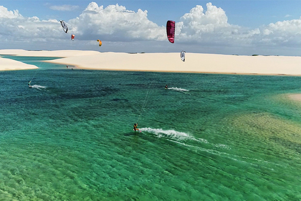 Jericoacoara : le top 5 des Spots Kitesurf à faire en 2020 !