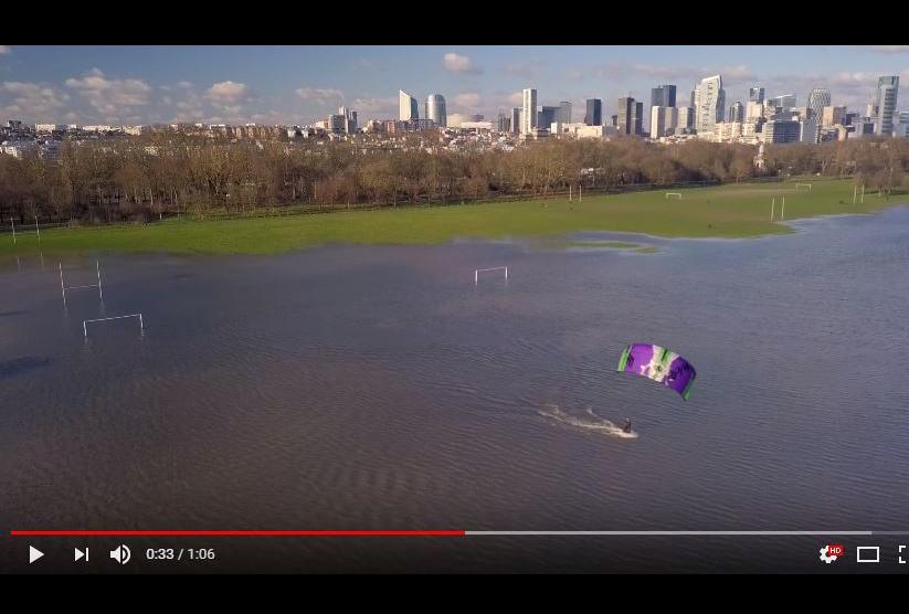 kitesurf a paris - blog kitesurf lovers france