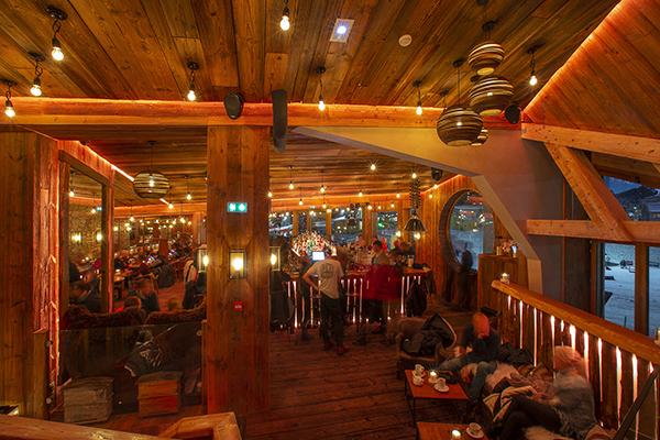 Kitesurf Lovers Family Restaurant la Cabane Avoriaz