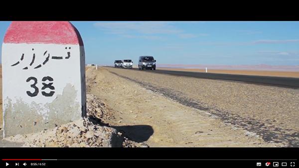 Le Projet Rêves de Dunes en 2013 - Blog Kitesurf Lovers