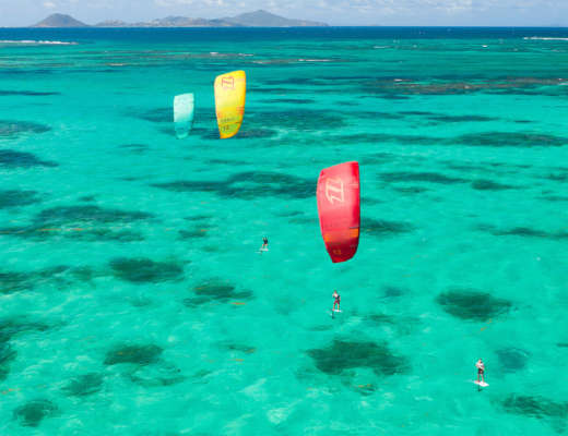 Kitesurf Lovers Family - North Kiteboarding - Spleased