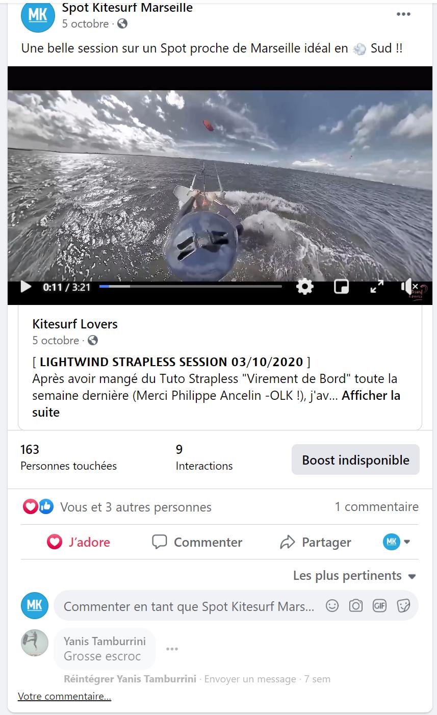 L'Association Massilia Kite et le vol de Photos : une réalité !